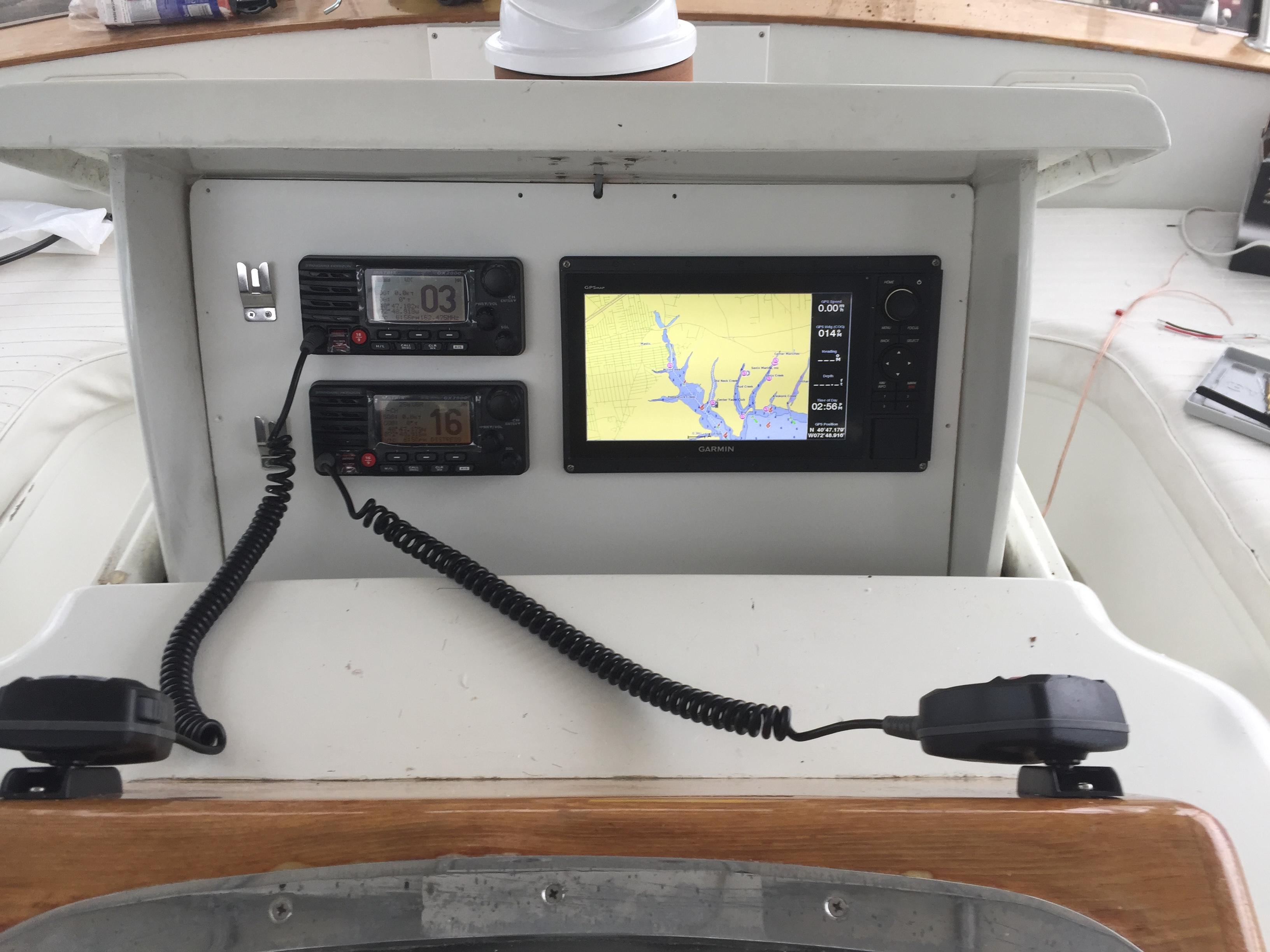 Installation Photos – Jeff's Marine Electronics